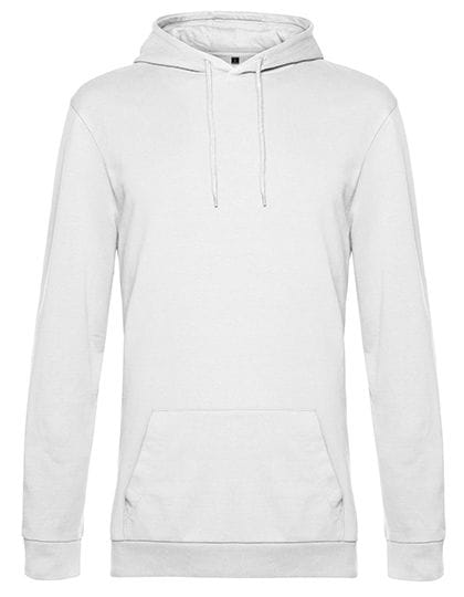 KING Zipped Hood Jacket White