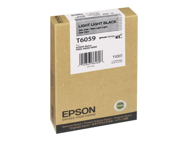 Epson Tintenpatronen C13T605900 1