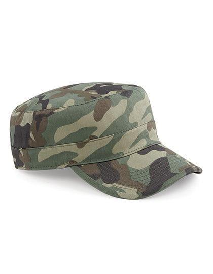 Camo Army Cap Jungle Camo
