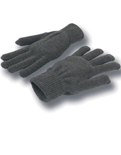 Magic Gloves Grey Melange