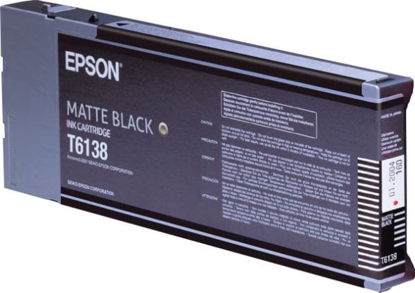 Epson Tintenpatronen C13T613800 2