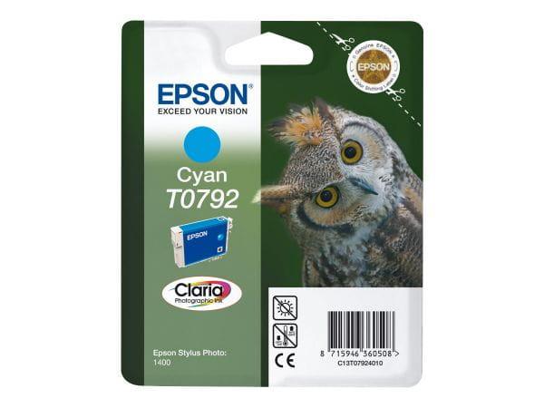 Epson Tintenpatronen C13T07924020 3