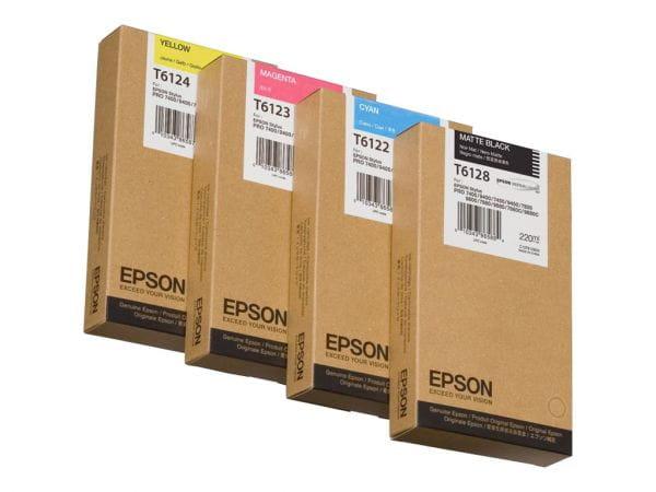Epson Tintenpatronen C13T612300 1