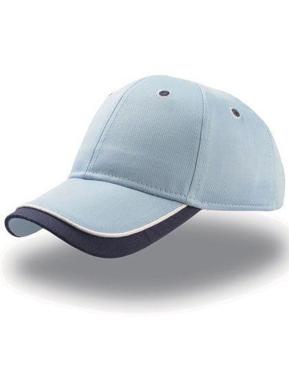 Kid Star Cap Light Blue / Navy