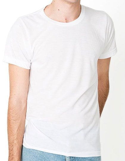 Unisex Sublimation T-Shirt White
