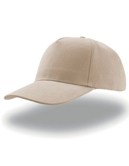Liberty Five Cap Khaki
