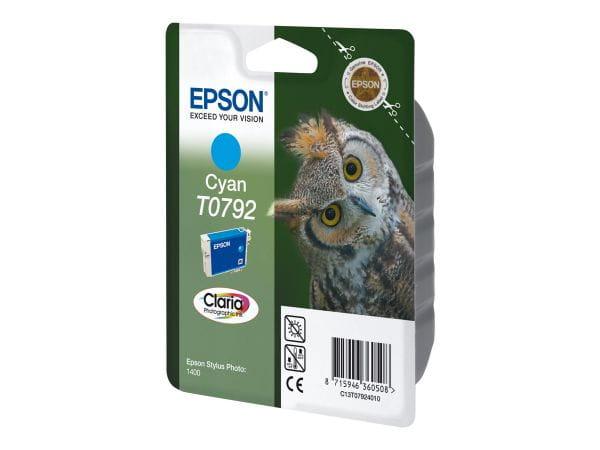 Epson Tintenpatronen C13T07924020 1