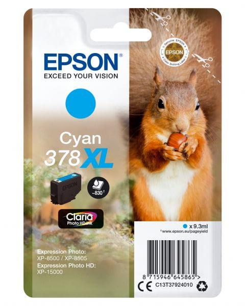 Epson Tintenpatronen C13T37924010 2