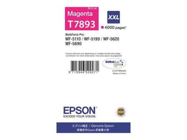 Epson Tintenpatronen C13T789340 1