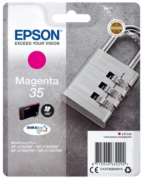 Epson Tintenpatronen C13T35834010 1