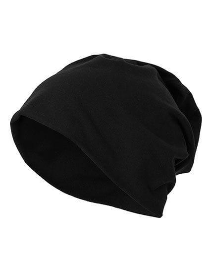 Jersey Beanie Black
