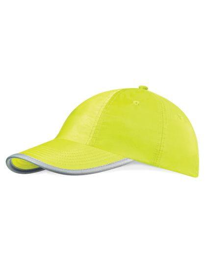 Enhanced-Viz Cap Fluorescent Yellow
