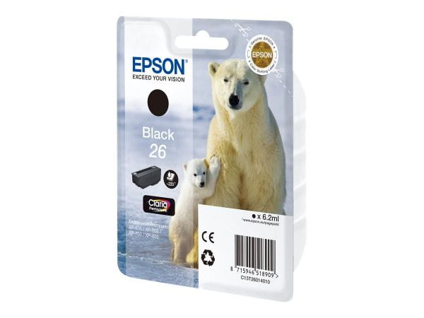 Epson Tintenpatronen C13T26014020 1