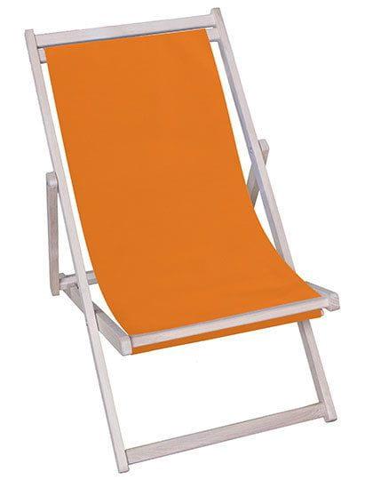 Canvas Seat For Folding Chair Sunny Orange (Orange)