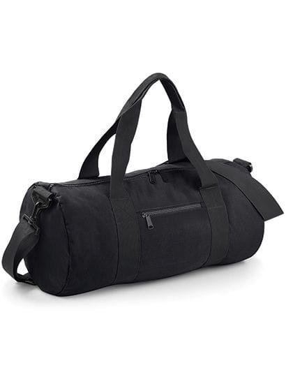 Original Barrel Bag Black / Black