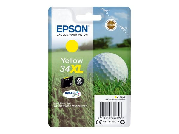 Epson Tintenpatronen C13T34644010 3