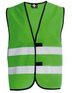 Functional Vest for Kids Green