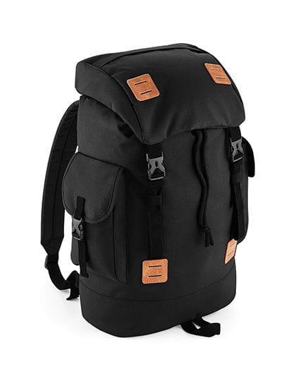 Urban Explorer Backpack Black / Tan