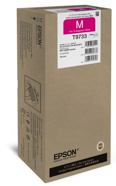 Epson Tintenpatronen C13T973300 2