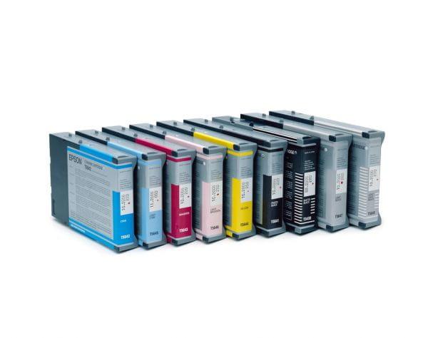 Epson Tintenpatronen C13T605200 2