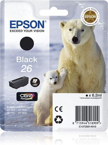 Epson Tintenpatronen C13T26014020 4