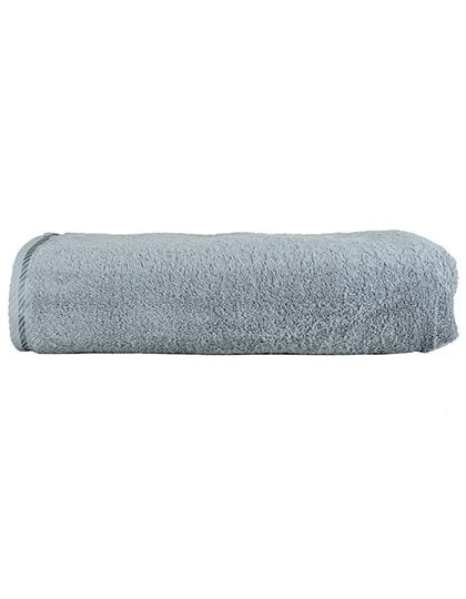 Big Towel Anthracite Grey