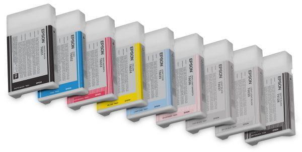 Epson Tintenpatronen C13T603700 1