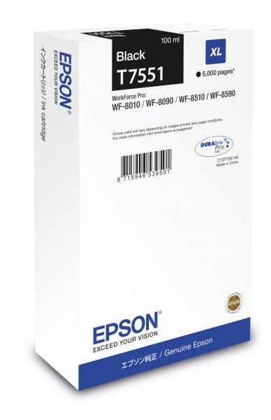 Epson Tintenpatronen C13T755140 1