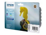 Epson Tintenpatronen C13T04874010 1