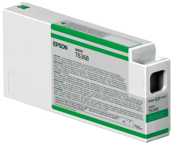 Epson Tintenpatronen C13T636B00 2
