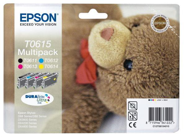 Epson Tintenpatronen C13T06154010 2