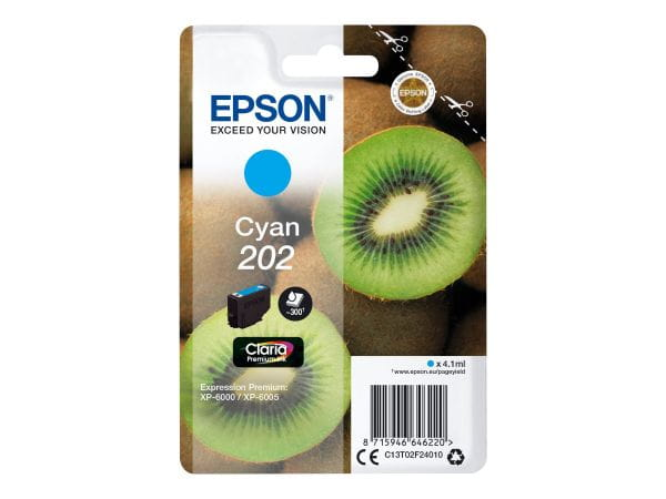 Epson Tintenpatronen C13T02F24010 1