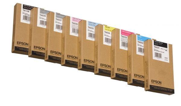 Epson Tintenpatronen C13T612800 2