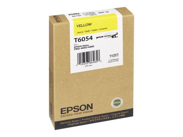 Epson Tintenpatronen C13T605400 1