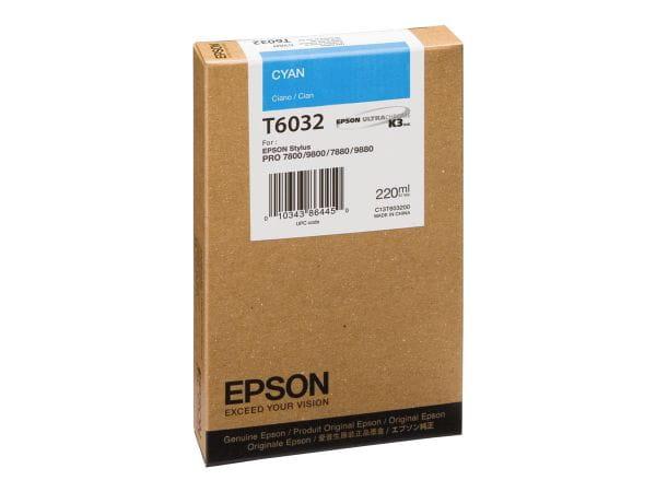 Epson Tintenpatronen C13T603200 3