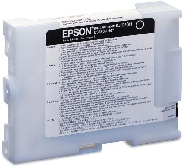 Epson Tintenpatronen C33S020267 1