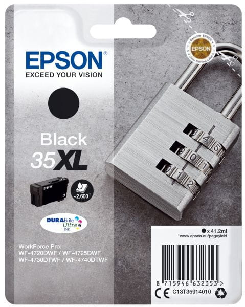 Epson Tintenpatronen C13T35914010 1
