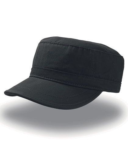 Warrior Cap Black