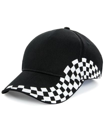 Grand Prix Cap Black