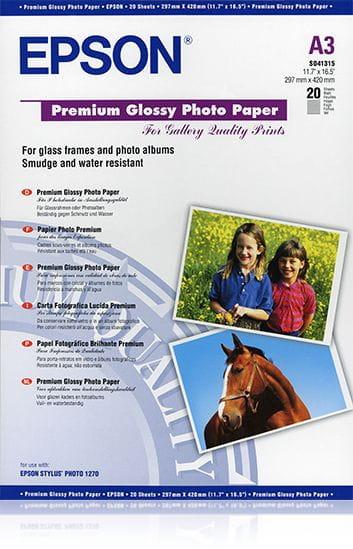 Epson Papier, Folien, Etiketten C13S041315 2