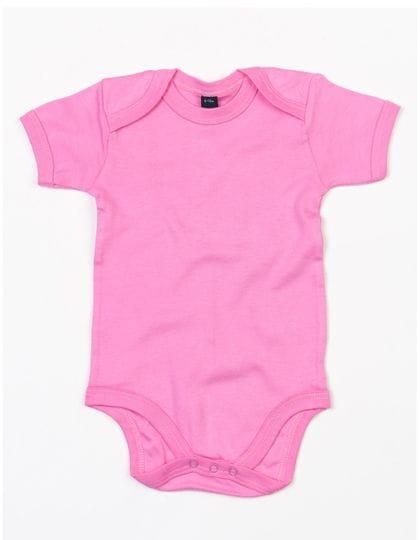 Baby Bodysuit Bubble Gum Pink