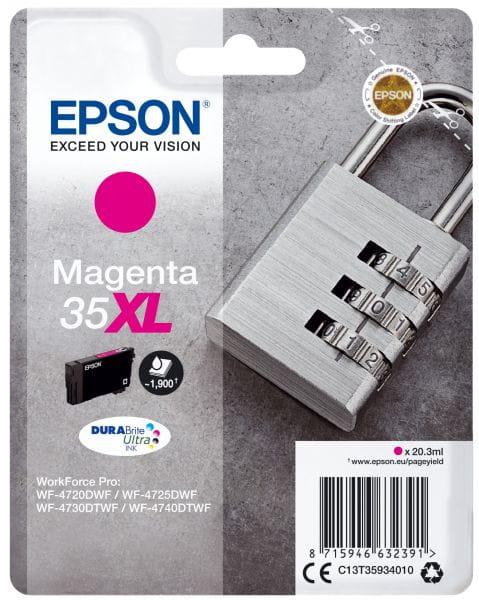 Epson Tintenpatronen C13T35934010 1