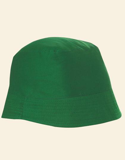Baumwoll Sonnenhut Green