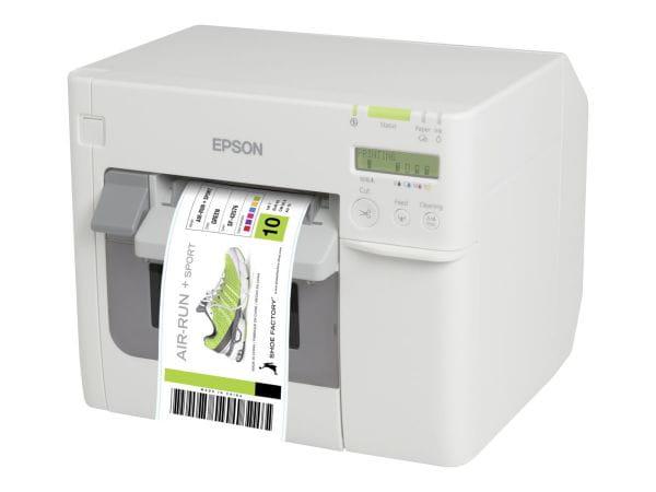 Epson Drucker C31CD54012CD 3