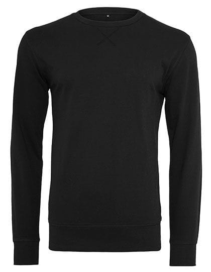 Light Crew Sweatshirt Black