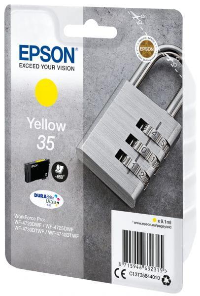 Epson Tintenpatronen C13T35844010 3