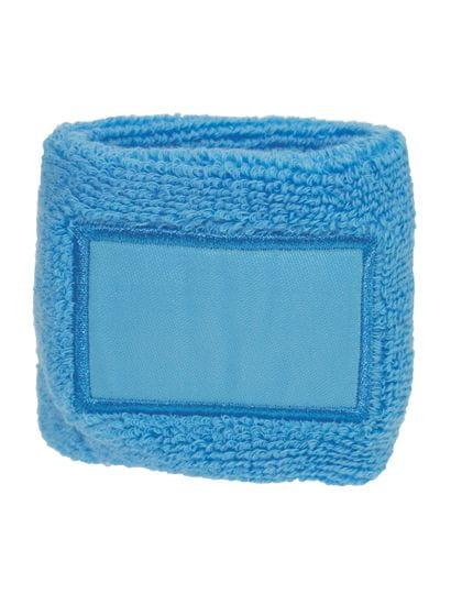 Schweißarmband Light Blue