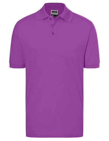 Das Poloshirt für den Mann (klassischer Schnitt) - James & Nicholson