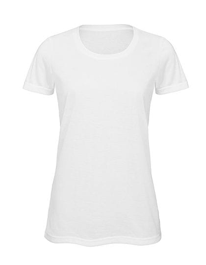 Sublimation T-Shirt /Women White